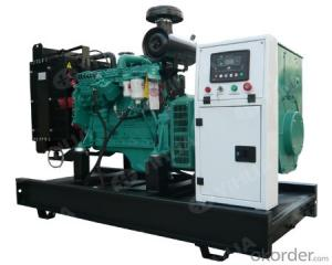 Disel Generator Set Supply Power For Building