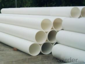 PVC Pipe Specification: 16-630mm Length: 5.8/11.8M Standard: GB