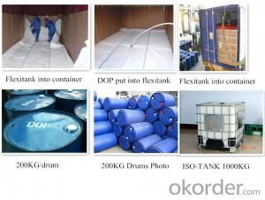 2014 Hot Sale Plasticizer DEDB/DOP 99.5% Alternatives