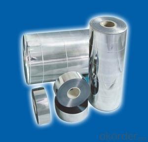 Aluminum Foil/Pet/Metalzied Pet for Lamination