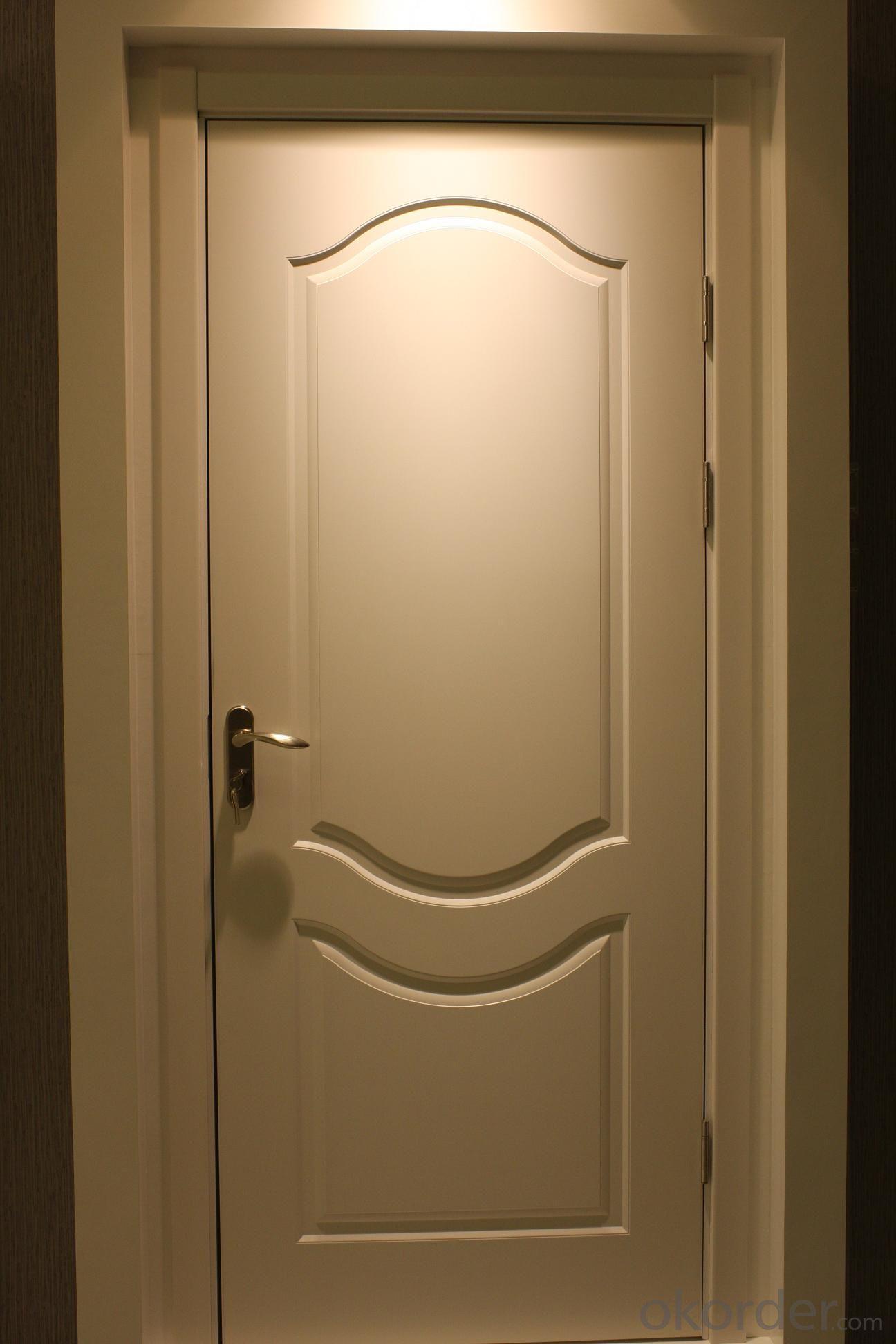 Solid Wooden Composite Door for Decoration