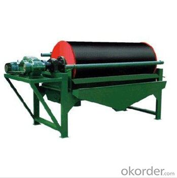 high output gold ore product separator machine