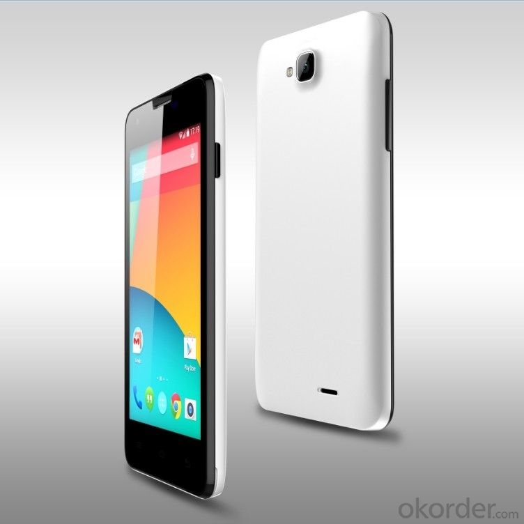 4.7 Inch Qhd IPS Mtk6582 Quad Core Android 4.4.2 Dual SIM 3G Mobile Phone