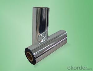 Aluminum foil / LDPE; Aluminum foil / PET ; Aluminum foil / PET / LDPE;