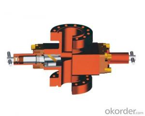 Ram Blowout Preventer with API 16A Standard