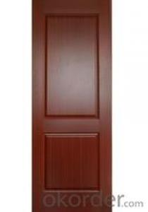 Solid Wooden Composite Door for New Design