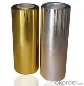 Aluminum Foil Laminated Polyester and LDPE for Bubble, Foam