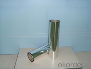 9mic Aluminum Foil+10mic Polyester for Foam Lamination