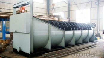 Cheap spiral classifier for iron ore mining