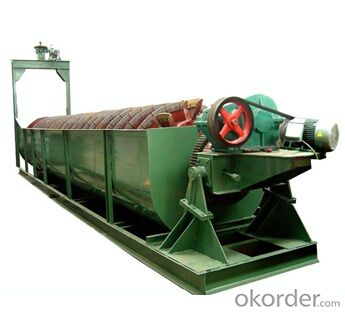 professional spiral classifier for mining industry