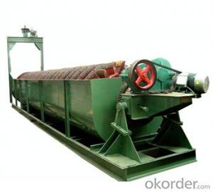 ISO9001 Spiral Classifier Mining Product Separator