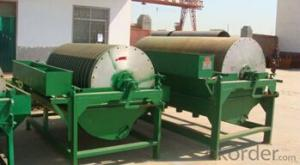 Dry Magnetic Rollers for Separator Drums