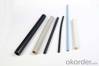 PVC Pipe   1.6MPaWall thickness:1.6mm-26.7mm Specification: 16-630mm Length: 5.8/11.8M Standard: GB