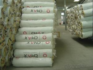 Good Quality Insulation Glass Wool Blanket For Building Roofing