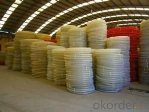 PVC Pipe ISO14001 Specification:16-630mm Length:5.8/11.8M Standard: GB
