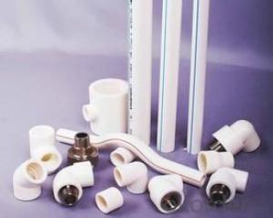 PVC Pipe White Specification: 16-630mm Length: 5.8/11.8M Standard: GB