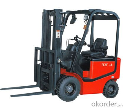 High quality Battery Forklift FE4F16/18(DC)