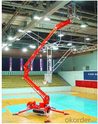 Self-propelled aerial working platform PSS150A