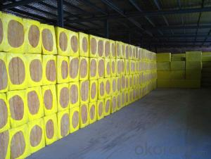 Special rock wool for exterior insulation and finish systems