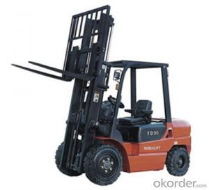 High quality and low price Diesel forklift--CPCD25