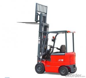 Four-wheel counterbalance battery truck-CPD1530TK