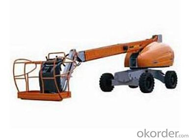 PRODUCT NAME:Self-Propelled Telescopic Boom Lifts