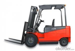 High quality 3.5T Battery Forklift-CPD35