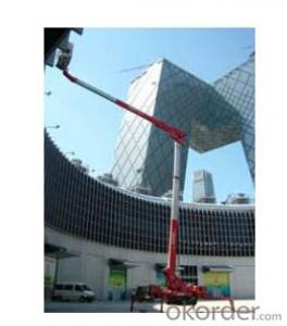 PRODUCT NAME:Self-propelled aerial working platform PSS230A