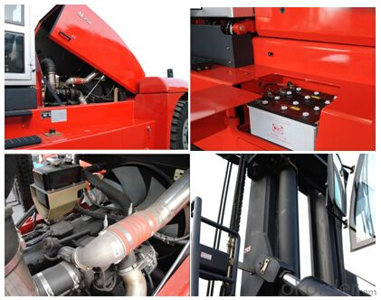 Internal Combustion Diesel Forklift--CPCD14T-20T