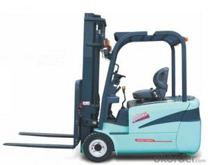 High quality Three-wheel Battery Forklift--CPDS20