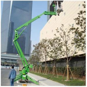 PRODUCT NAME:Trail-type aerial working platform PSS150