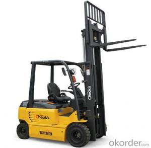 High quality 5 ton electric forklift truck KEF50