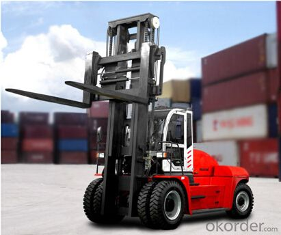 Internal Combustion Diesel Forklift--CPCD20T-30T