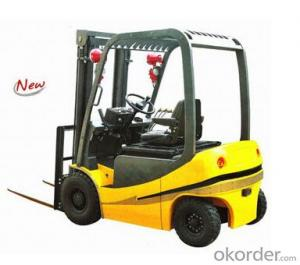 Electric flame-proof forklift--CPD15Ex/CPD20Ex