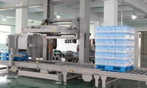 SPC-HPS Auotmatic Bottle Outer Palletizer