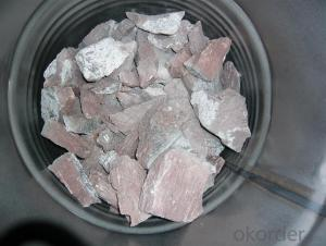 SGS TEST CALCIUM CARBIDE WITH LOW PRICES