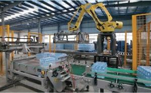 SPC-RCL Auto Robot Carton Filler Machinery