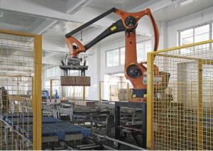 SPC-RCL Auto Robot Carton Filler Machinery