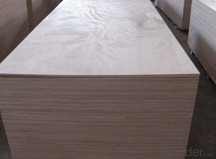 Plywood for Concrete Forming with Long Using Lifetime