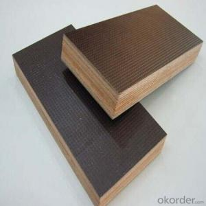 Timber Beam Formwork Plywood with Brown Film