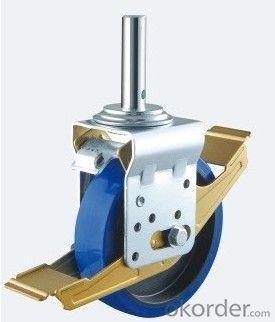 European style  scaffolding caster wheel