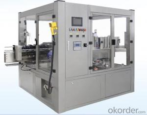 SPC-SORL--TL Linear Hot Melt Labeling Machine
