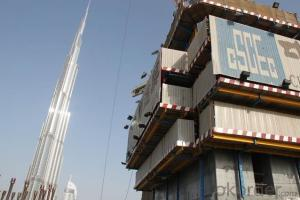 Cantilever Formwork for Highway Building and bridges