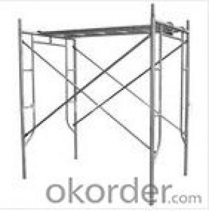 steel scaffolding frames/portable scafolding/adjustable work