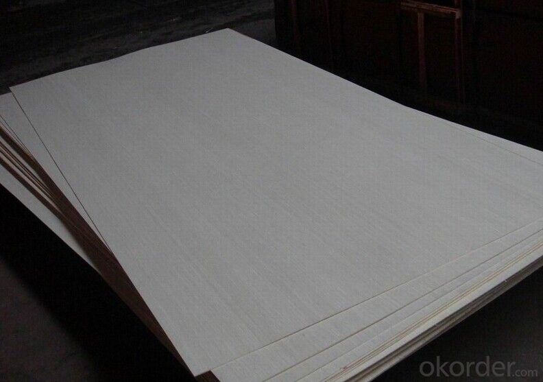 Poplar Plywood with Brown Film for Construction