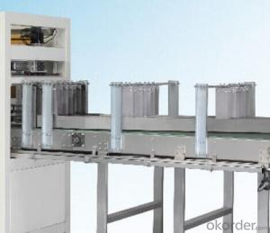SPC-HSL600 Shoot Plastic Bottle Packing Machine