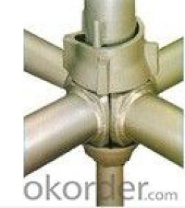 Heavy duty cuplock type construction scafoldings