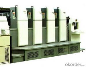 PZ4740   Four-Color Sheet-Fed Offset Press Machine