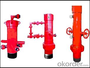 Cement head, one kind Cementing accessories