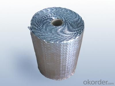 Aluminum Foil Coated Bubble Insulation Type 5